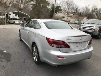 2010 Lexus IS 350C HARD TOP CONV Knoxville , Tennessee 51
