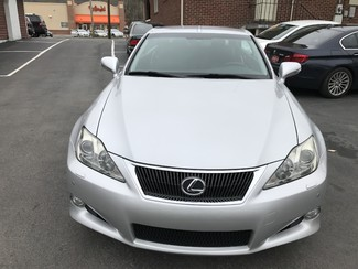 2010 Lexus IS 350C HARD TOP CONV Knoxville , Tennessee 4