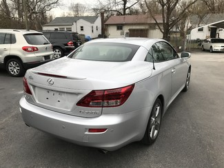 2010 Lexus IS 350C HARD TOP CONV Knoxville , Tennessee 59