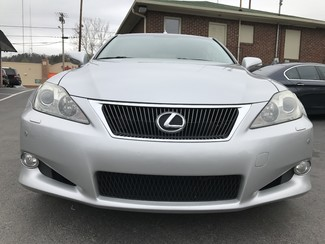 2010 Lexus IS 350C HARD TOP CONV Knoxville , Tennessee 17