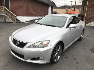 2010 Lexus IS 350C HARD TOP CONV Knoxville , Tennessee 21