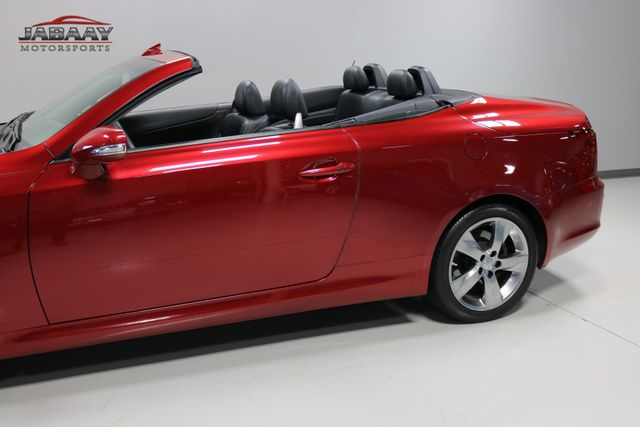 2010 Lexus IS 350C Merrillville, Indiana 35