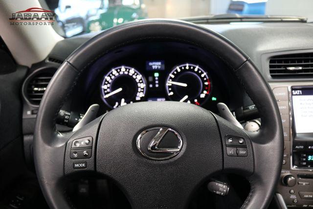 2010 Lexus IS 350C Merrillville, Indiana 17