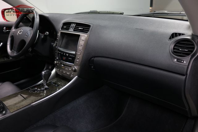 2010 Lexus IS 350C Merrillville, Indiana 16
