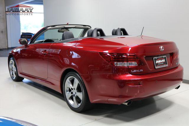 2010 Lexus IS 350C Merrillville, Indiana 2