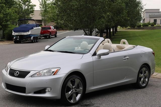 2010 Lexus IS 350C Mooresville, North Carolina 2