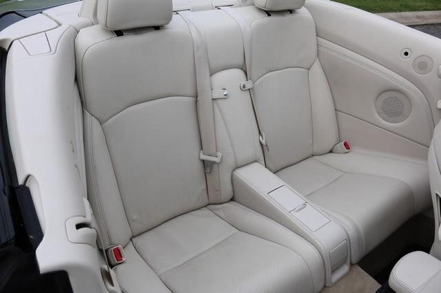 2010 Lexus IS 350C Mooresville, North Carolina 20