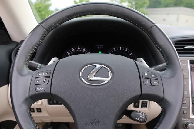 2010 Lexus IS 350C Mooresville, North Carolina 23
