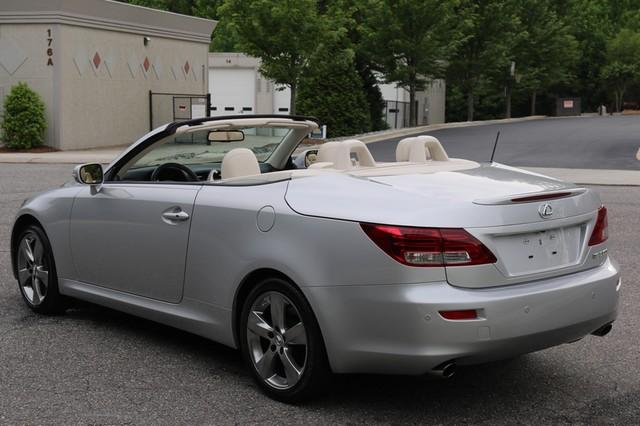 2010 Lexus IS 350C Mooresville, North Carolina 3