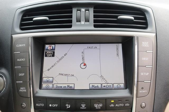 2010 Lexus IS 350C Mooresville, North Carolina 33