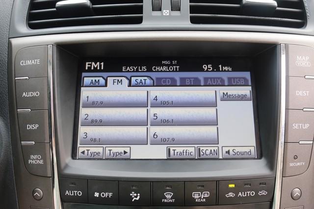 2010 Lexus IS 350C Mooresville, North Carolina 34