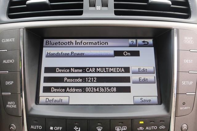 2010 Lexus IS 350C Mooresville, North Carolina 37
