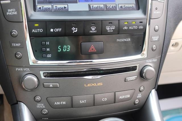 2010 Lexus IS 350C Mooresville, North Carolina 38