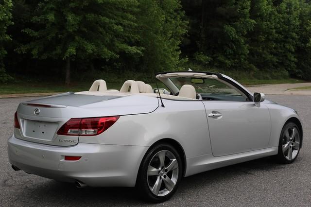 2010 Lexus IS 350C Mooresville, North Carolina 5