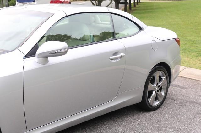 2010 Lexus IS 350C Mooresville, North Carolina 53