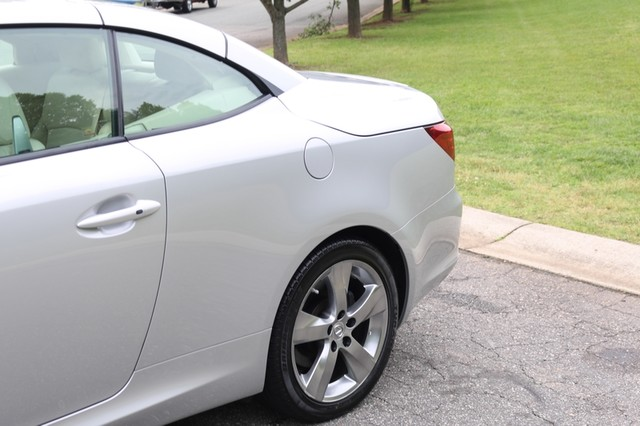 2010 Lexus IS 350C Mooresville, North Carolina 54