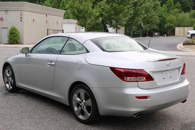 2010 Lexus IS 350C Mooresville, North Carolina 55
