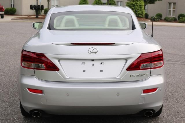 2010 Lexus IS 350C Mooresville, North Carolina 56