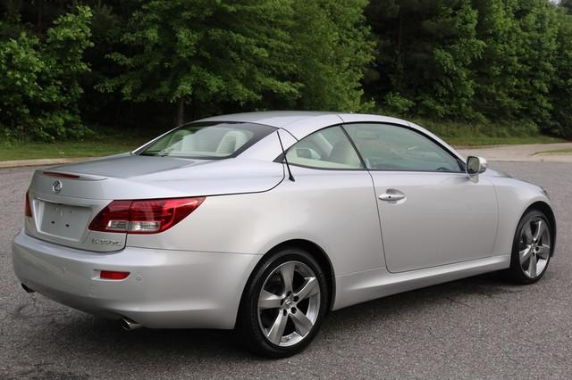 2010 Lexus IS 350C Mooresville, North Carolina 57