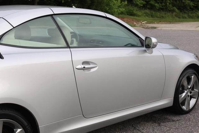 2010 Lexus IS 350C Mooresville, North Carolina 58