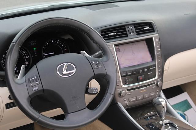 2010 Lexus IS 350C Mooresville, North Carolina 7