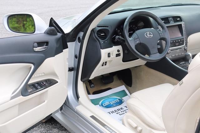 2010 Lexus IS 350C Mooresville, North Carolina 8