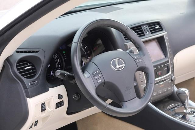 2010 Lexus IS 350C Mooresville, North Carolina 9