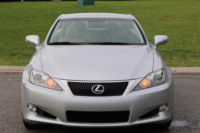 2010 Lexus IS 350C Mooresville, North Carolina 61