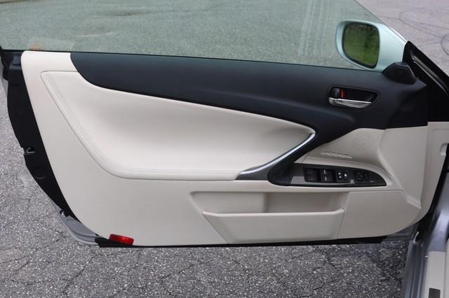 2010 Lexus IS 350C Mooresville, North Carolina 62