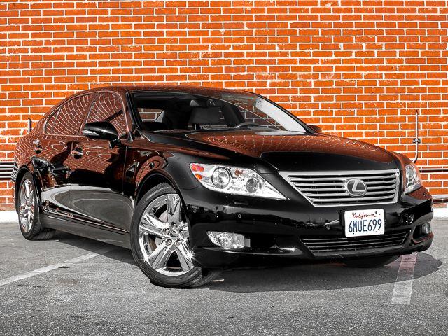 2010 Lexus LS 460 L Burbank, CA 1