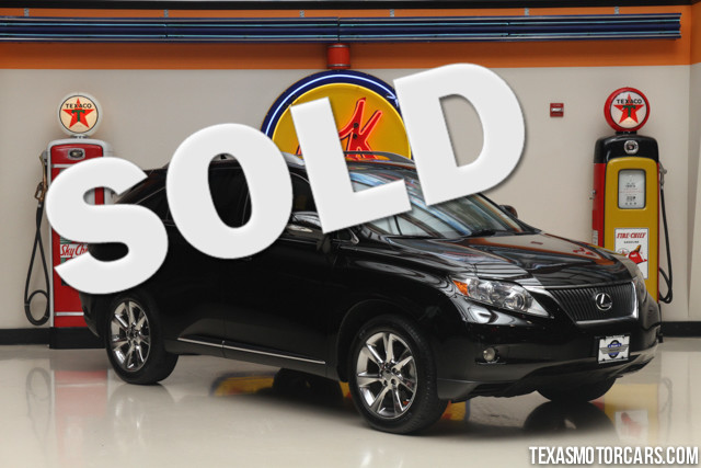 2010 Lexus RX 350 This 2010 Lexus RX 350 is in great shape with only 51 149 miles The RX 350 has