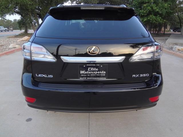 2010 Lexus RX 350 Austin , Texas 3