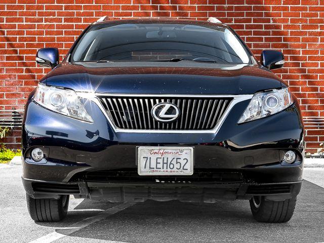 2010 Lexus RX 350 Burbank, CA 2
