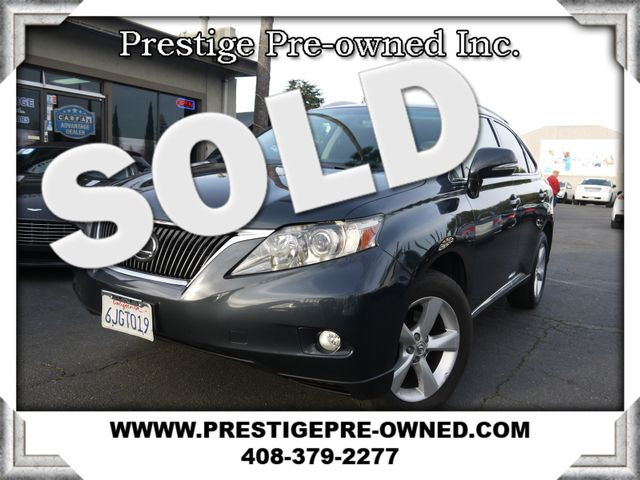 2010 Lexus RX 350 ((**AWD**))--BACKUP CAMERA--CLEAN CARFAX  in Campbell CA