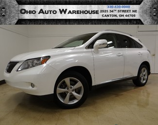 2010 Lexus RX 350 AWD Sunroof V6 Clean Carfax We Finance in  Ohio