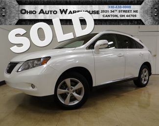 2010 Lexus RX 350 AWD Sunroof V6 Clean Carfax We Finance | Canton, Ohio | Ohio Auto Warehouse LLC in  Ohio