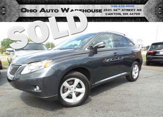 2010 Lexus RX 350 AWD V6 Navi Sunroof Clean Carfax We Finance   Canton, Ohio   Ohio Auto Warehouse LLC in  Ohio