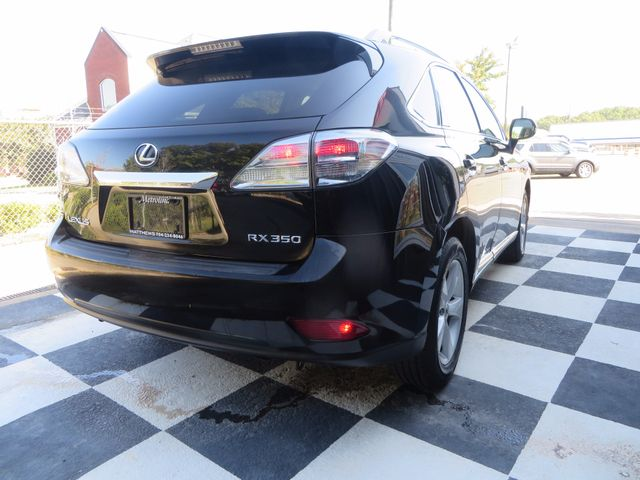 2010 Lexus RX 350 Charlotte-Matthews, North Carolina 22