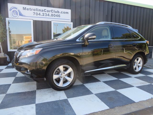 2010 Lexus RX 350 Charlotte-Matthews, North Carolina 2