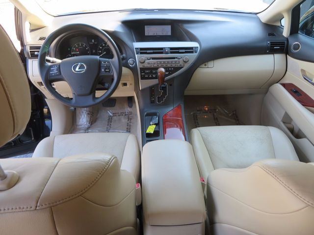 2010 Lexus RX 350 Charlotte-Matthews, North Carolina 15