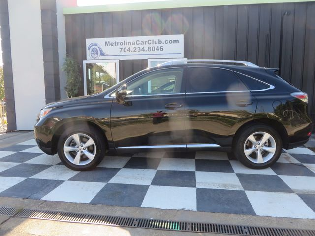 2010 Lexus RX 350 Charlotte-Matthews, North Carolina 4