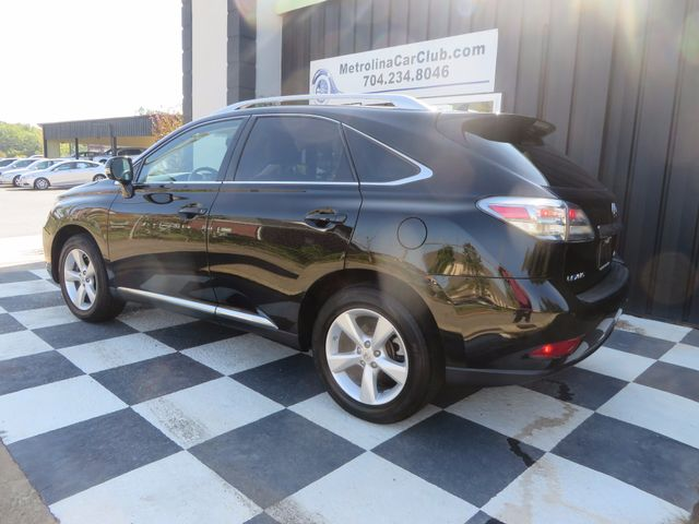 2010 Lexus RX 350 Charlotte-Matthews, North Carolina 11
