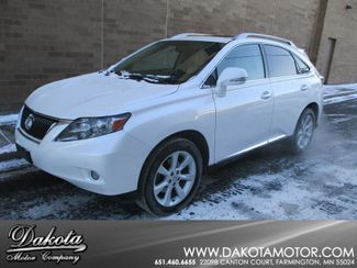 2010 Lexus RX 350 Farmington, Minnesota