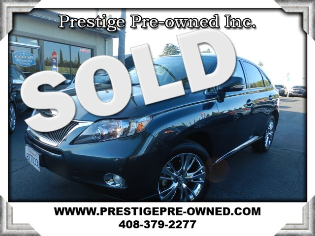 2010 Lexus RX 450h   in Campbell California