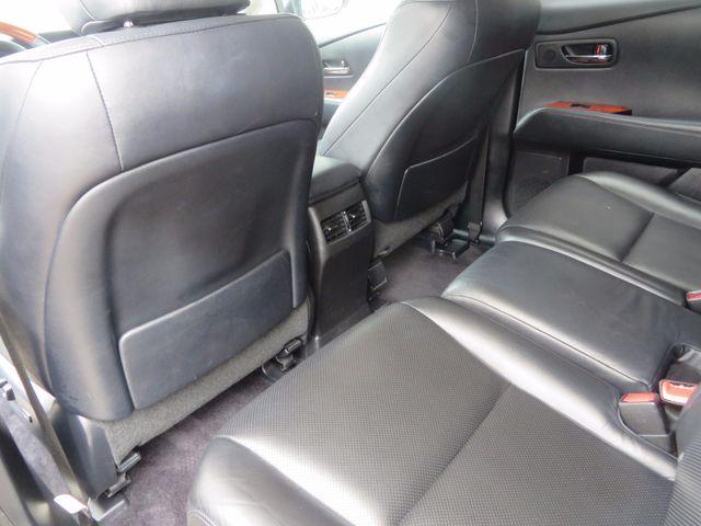 2010 Lexus RX 450h Charlotte-Matthews, North Carolina 21