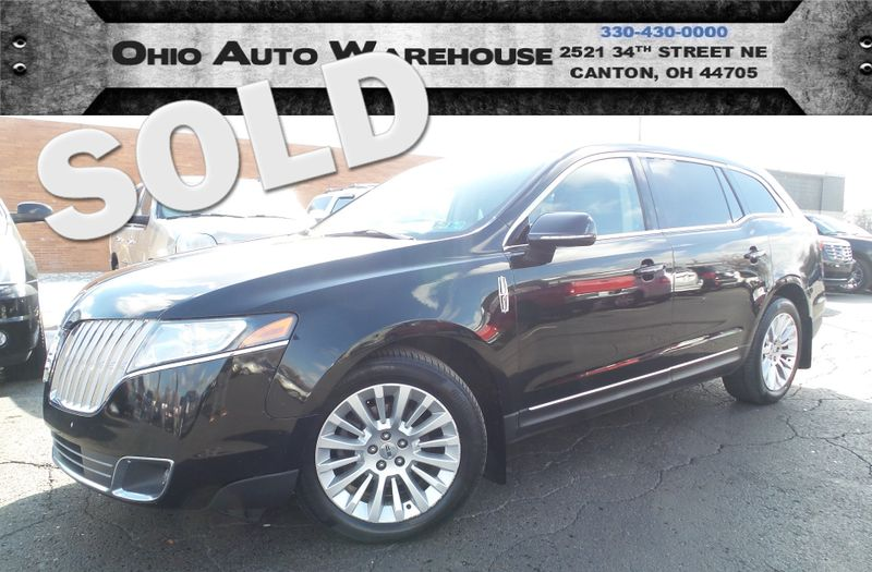 2010 Lincoln MKT AWD Navi DVD 3rd Row Sunroof We Finance | Canton, Ohio | Ohio Auto Warehouse LLC in Canton Ohio