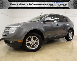 2010 Lincoln MKX AWD Navi Pano Roof Clean Carfax We Finance in  Ohio