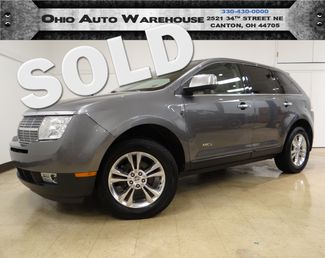 2010 Lincoln MKX AWD Navi Pano Roof Clean Carfax We Finance | Canton, Ohio | Ohio Auto Warehouse LLC in  Ohio