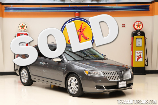 2010 Lincoln MKZ This 2010 Lincoln MKZ is in great shape with only 123 770 miles The MKZ has a 3