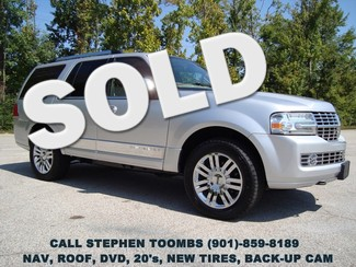 2010 Lincoln Navigator NAVI, ROOF, DVD, 20's, NEW TIRES, BACK-UP CAM in Memphis Tennessee